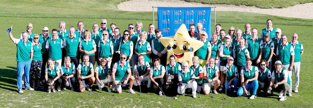 Aktion Kindertraum Blog 7.Nicolas Kiefer Charity Gruppenfoto 18 Loch - 7. Nicolas Kiefer Charity: mehr als 100 Gäste