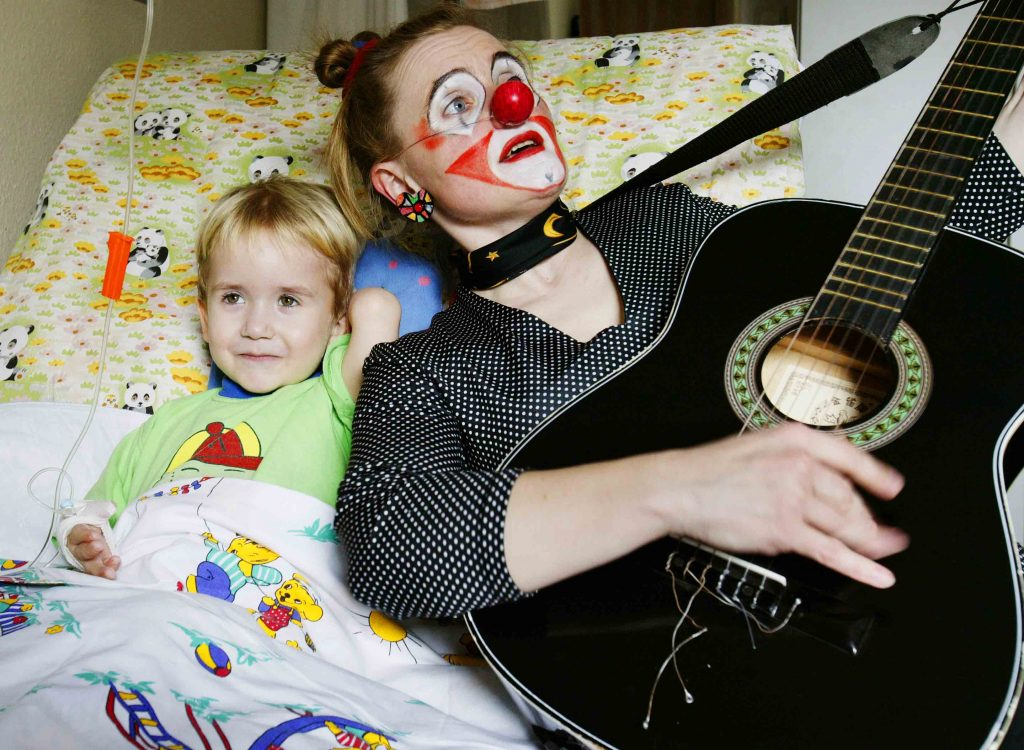 Aktion Kindertraum Blog Klinik Clown Uta Beger1Blog 1024x750 - Auch im Krankenhaus gibt's was zu lachen