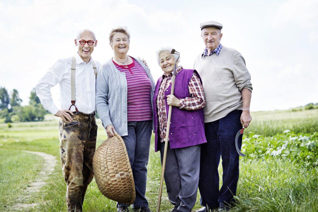 Johannes Gutmann und die Ursprungsbauern cSONNENTOR 1024x683 - Aktion Kindertraum ab sofort auf den Teepackungen von Bio-Bengelchen ...