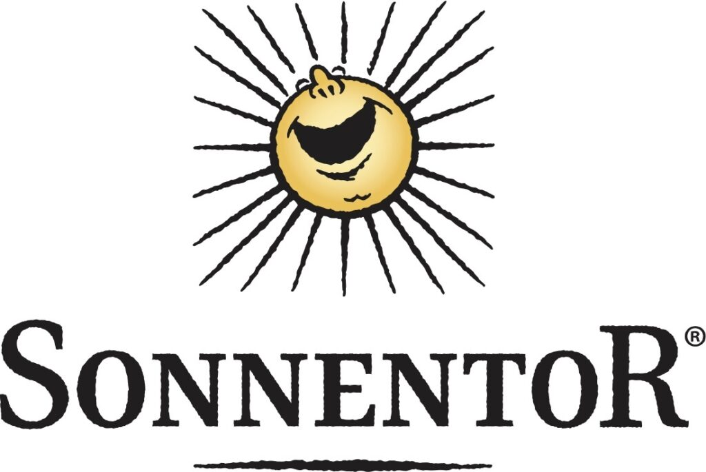 SONNENTOR Logo 4C schwarz gelb 1024x685 - Aktion Kindertraum ab sofort auf den Teepackungen von Bio-Bengelchen ...