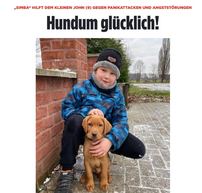 Aktion Kindertraum Blog BILD Hundum - RTL zu Besuch bei Aktion Kindertraum