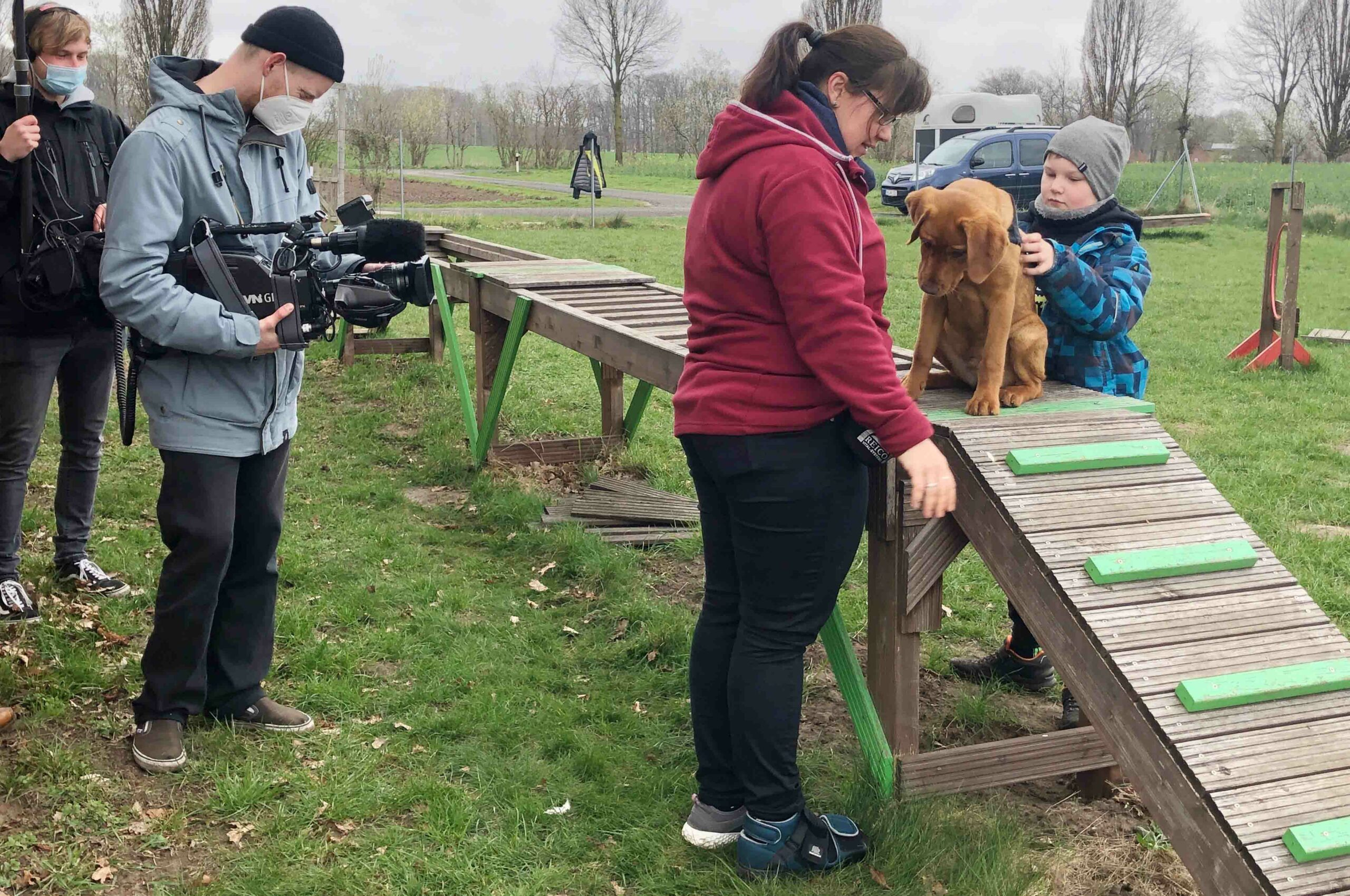 Aktion Kindertraum Blog RTL Dreh scaled - RTL zu Besuch bei Aktion Kindertraum