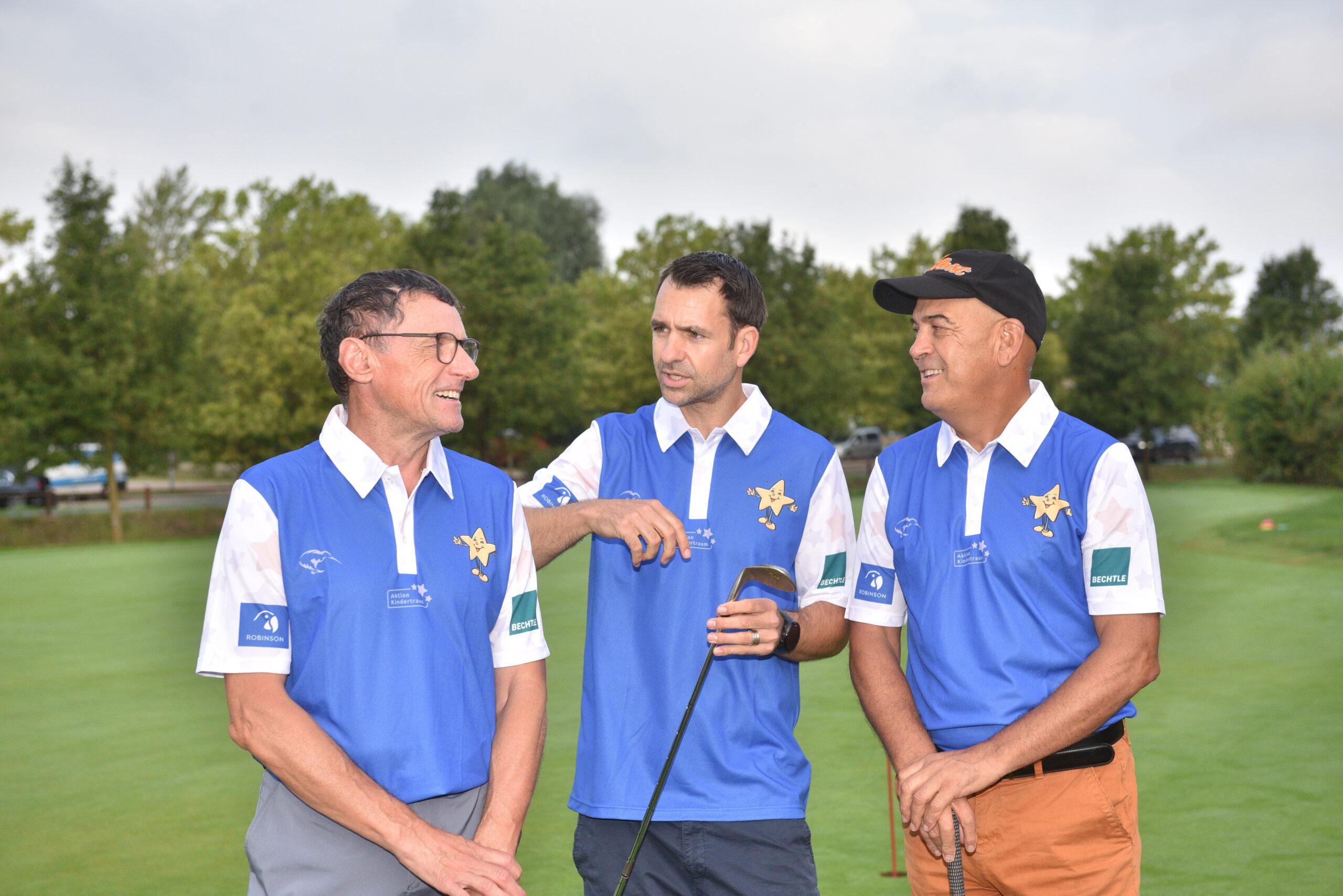 FranzosenKlein scaled - 8. Nicolas Kiefer Charity zu Gunsten von Aktion Kindertraum auf dem Golfplatz in Gleidingen